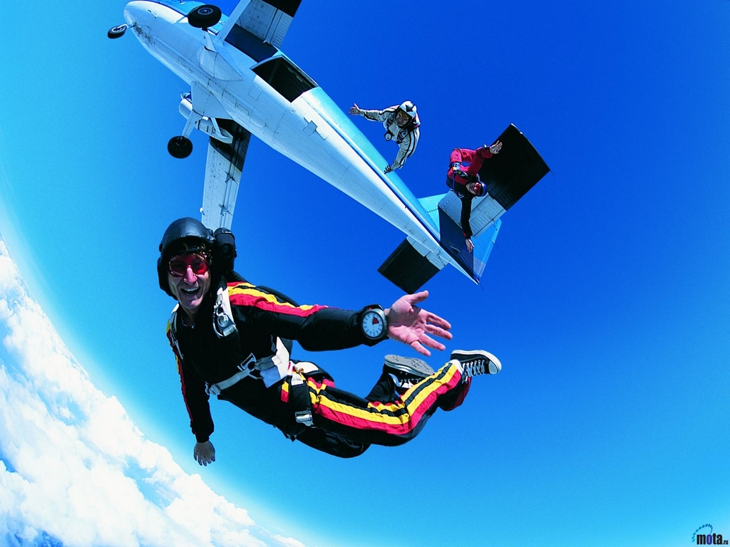 Skydive in Tennessee